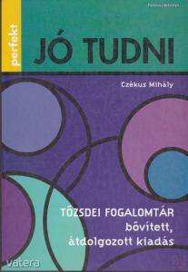 TŐZSDEI FOGALOMTÁR