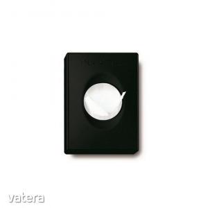 Intim Higiéniai fólia tasak, zacskó adagoló ABS műanyag fekete