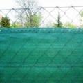 Árnyékoló háló 1mx15m HDPE belátásgátló álcaháló