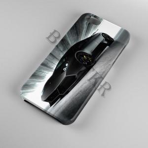 Lamborghini mintás Samsung Galaxy A40 tok hátlap tartó