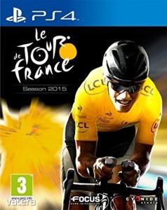 PS4  Játék Le Tour de France Season 2015