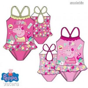 Peppa malac Gyerek fürdőruha, úszó 3-6 év