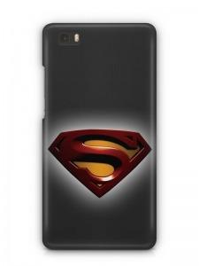 Superman mintás Huawei P8 tok hátlap