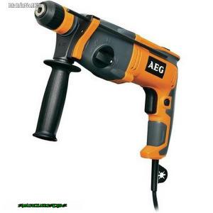 AEG KH 24 IXE _ 750 W SDS plus kalapács 3 üzemmód, FIXTEC 4935451553