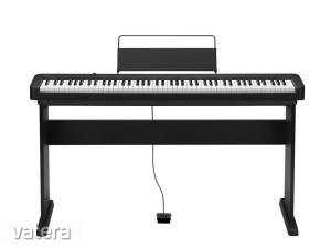 Casio - CDP-s100 bk digitális zongora + CS 46 állvány + SP-3 pedál