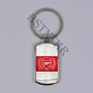 Arsenal mintás elegáns fém kulcstartó - 2580 Ft Kép