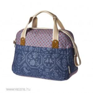 Basil Boheme Carry All City Bag kerékpáros válltáska csomagtartó táska