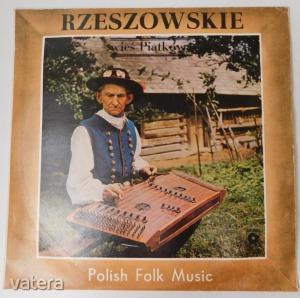 The Sowa Family Band - Rzeszowskie - Polish Folk Music 2LP (VG+/VG) POL