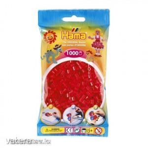 Vasalható Gyöngy : Piros - Hama - 1000db