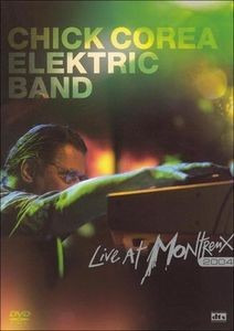 CHICK COREA - Live At Montreux 2004 DVD