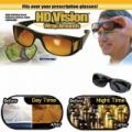 2 db Hd Vision Wrap Arounds szemüveg