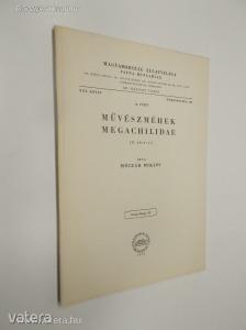 Móczár Miklós: Művészméhek - Megachilidae (*83)