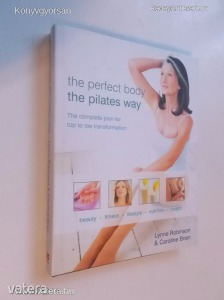 Lynne Robinson - Caroline Brien: The perfect body the pilates way (*76)