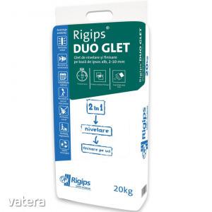 Glett, beltéri, Rigips DuoGlett, 20 kg
