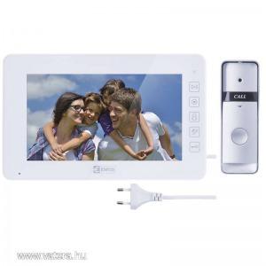 EMOS videó kaputelefon szett 7 H2015 - fehér