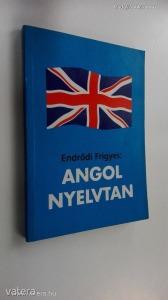Endrődi Frigyes: Angol nyelvtan (*45) - Vatera.hu Kép