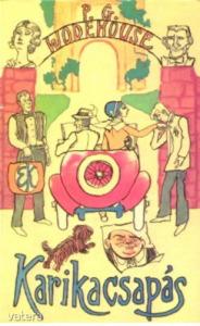 P. G. Wodehouse: Karikacsapás (*85) - Vatera.hu Kép