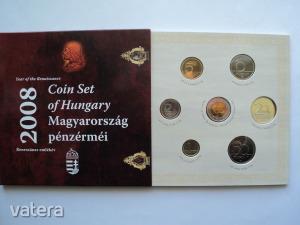 Forgalmi sor, 2008. BU.  Hunyadi Mátyás, 27 mm.- es 10 grammos ezüstéremmel, Csak 3000 db.