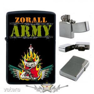 ZORALL - ARMY. öngyujtó