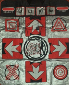 Blaze - Rave Station - PS2 Floor Mat