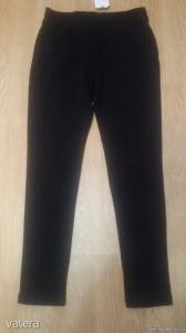 Next vastagabb fekete leggings-----12-13év----  ÚJ CÍMKÉS - 2690 Ft - (meghosszabbítva: 2898996560) Kép