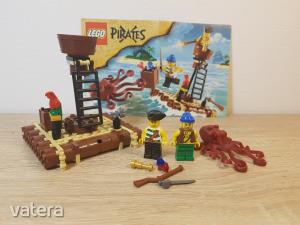 Lego Pirates 6240 - Kraken támadás !Hiánytalan, Karcmentes, Összerakási! RITKA