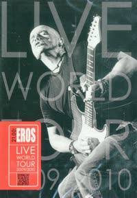 EROS RAMAZZOTTI - Live World Tour 2009/2010 DVD