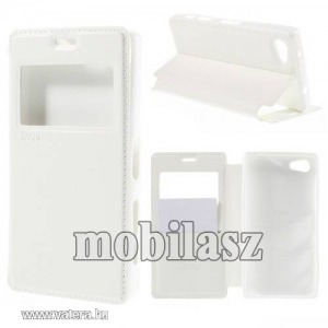 Flip tok, Sony Xperia Z5 Compact (E5823), Fehér