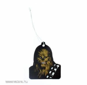LAZERBUILT Star Wars Légfrissítő, Chewbacca, Új Autó 1225459 (Chewbacca)