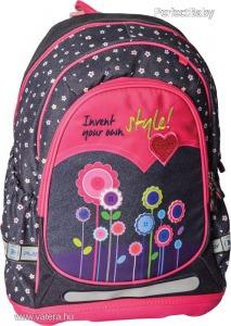 Play Superb ergonómikus hátizsák, iskolatáska 41 cm
