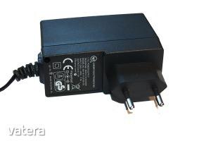 12V 1,5 A- 20 db-os csomag, led szalag, adapter, tápegység, ac/dc, cc tv, 230V-0,3A