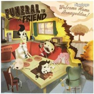 Funeral For A Friend CD Új!