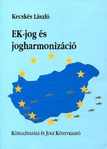 EK-jog és jogharmonizáció