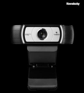 Logitech 930e Webkamera Black/Silver 960-000972