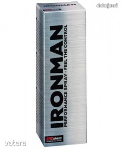 IRONMAN CONTROL-SPRAY - 30 ML