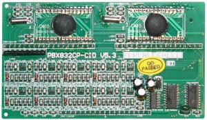 ExcellTel CDX-832 CID hívószámkijelző bővítőkártya