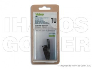 UNISzgk - SILENCIO tartalék adapter TU       (Renault-PSA)