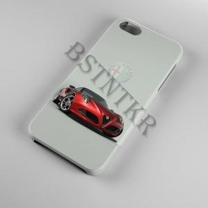 Alfa Romeo mintás Nokia 6 tok hátlap tartó telefontok