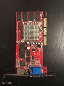 ATI Rage 128 Pro 32Mb W/Tv videokártya