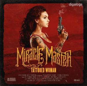 Miracle Master  Tattooed Woman LP