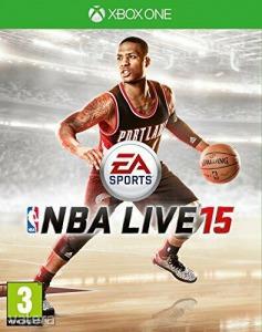 XBOX One Játék NBA Live 15