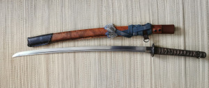 Katana japán kard