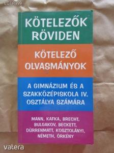 Dávid Katalin Zsuzsanna (szerk.): Kötelezők röviden 4.