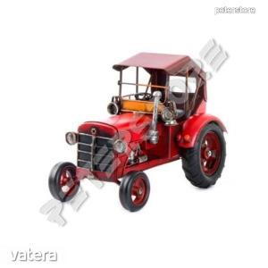 Fém modell, makett - Traktor