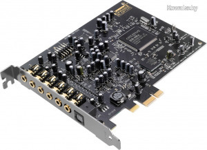 Creative SB Audigy RX 7.1 PCIe Hangkártya 70SB155000001