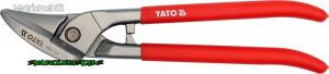 YATO 1900 Lemezvágó olló 260mm (balos) YT-1900