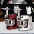 Zurrichberg 4 az1-ben konyhai robotgép-kávédaráló-dagasztó-húsdaráló