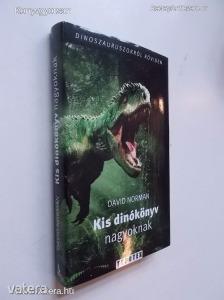 David Norman: Kis dinókönyv nagyoknak (*73)