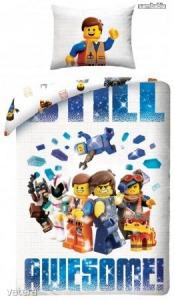 Lego Movie, Lego kaland ágyneműhuzat 140×200cm, 70×90 cm