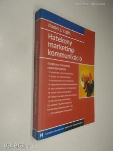 Daniel L. Yadin: Hatékony marketingkommunikáció (*89)